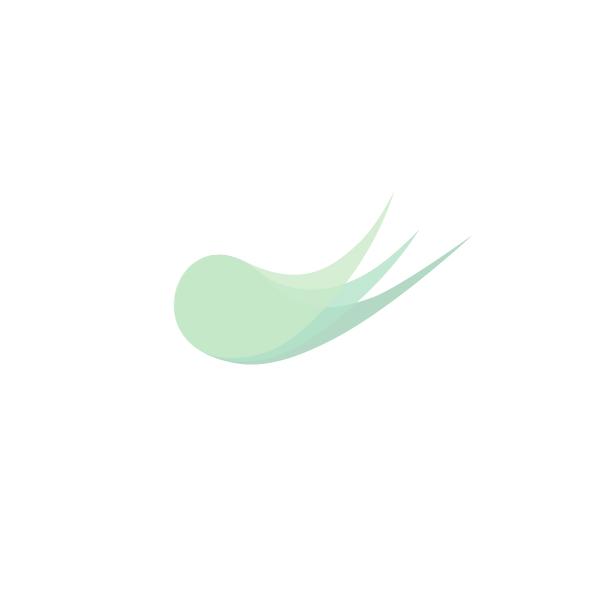 Stojak podłogowy Tork na czyściwa w dużych i małych rolach czerwono-czarny