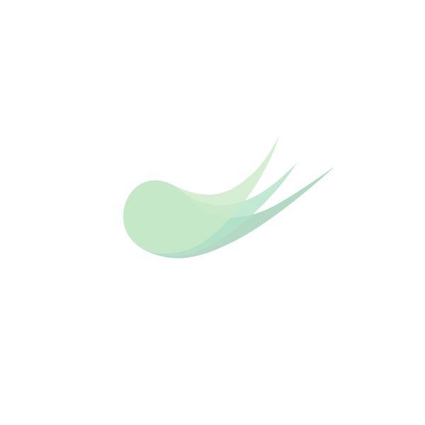 Pojemnik na papier toaletowy Merida Top Duo, okienko niebieskie