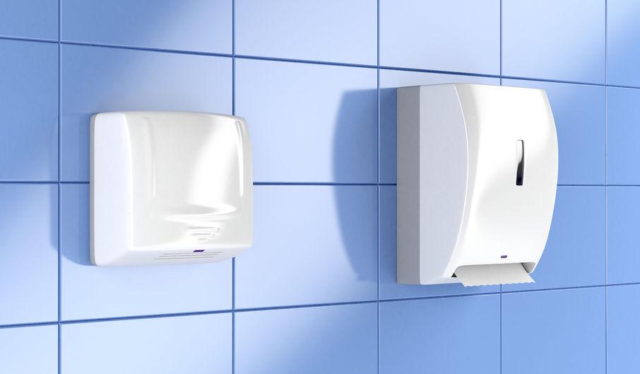 Ręczniki papierowe czy suszarka do rąk? Wybór najlepszych rozwiązań higienicznych